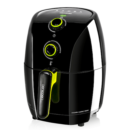 Airfryer Cecofry Compact Rapid Black