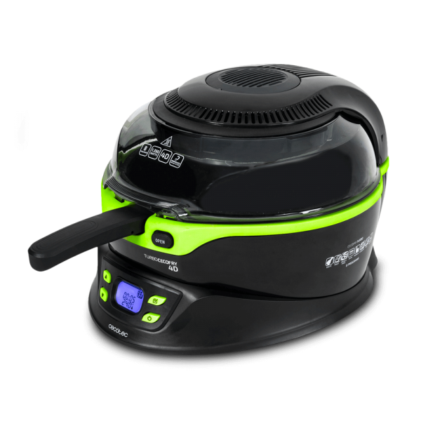 Airfryer TURBO CECOFRY 4D