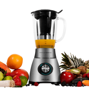Blender Power Black Titanium 1800
