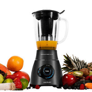 Blender Power Black Titanium 1800 Smart