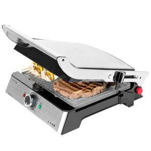 Electrische contact grill Rock'n Grill PRO