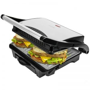 Electrische contact grill Rock'nGrill 1000 W
