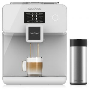 Mega-automatic Koffiemachine Power Matic-ccino 8000 Touch Serie Bianca