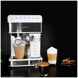 Semi-automatic Koffiemachine Power Instant-ccino 20 Touch Serie Bianca